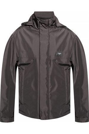 Dolce & Gabbana Logo-appliquéd jacket