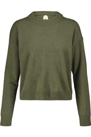 Jardin des Orangers Dame Strikkegensere - Wool and cashmere sweater