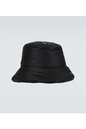 Prada Herre Hatter - Padded Re-Nylon bucket hat
