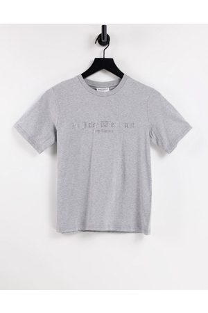 Juicy Couture Anniversary in juicy we trust t-shirt grey