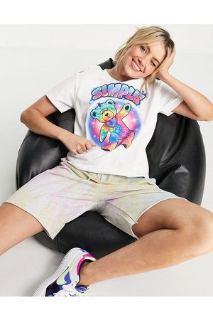 Urban Revivo Graphic t-shirt in white
