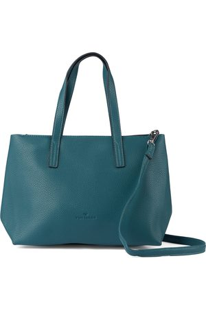 TOM TAILOR Dame Tote bags - Håndveske 'MARLA Shopper