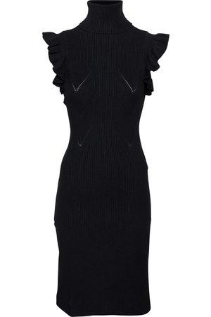 WAL G. Dame Strikkede kjoler - Strikkekjole