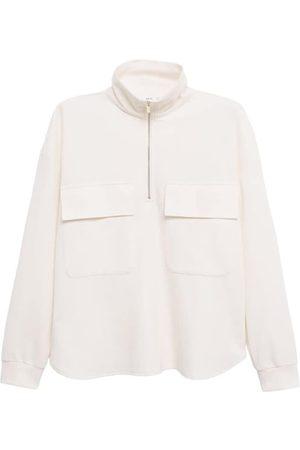 MANGO Dame Sweatshirts - Sweatshirt