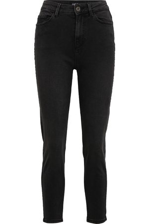 Pieces Dame Straight - Jeans 'KESIA