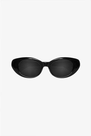 ANINE BING Ojai Sunglasses in Black