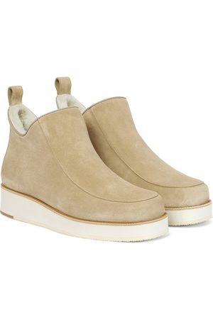 GABRIELA HEARST Harry suede ankle boots