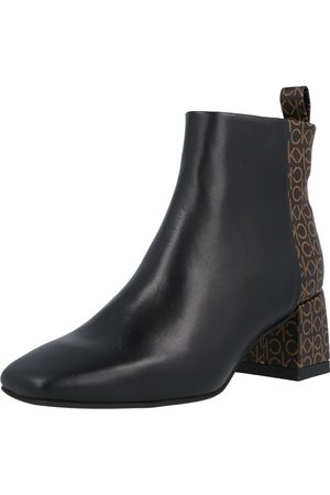 Calvin Klein Ankle Boots 'SQUARED