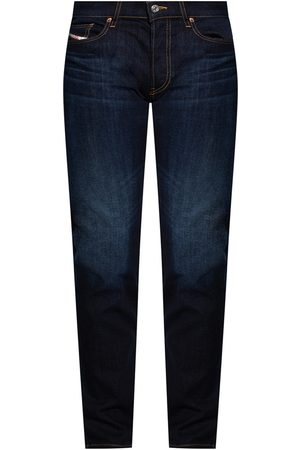 Diesel Herre Straight - D-Mihtry jeans with logo