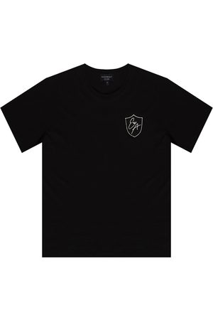Emporio Armani T-shirt with patch