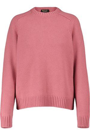 Loro Piana Parksville cashmere crewneck sweater