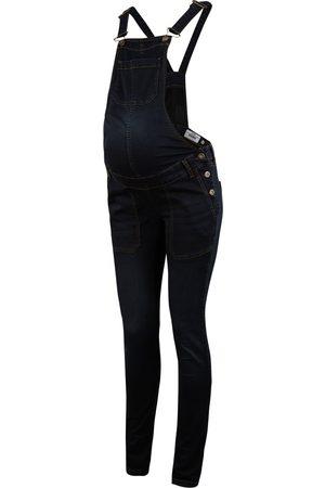 Love2wait Dame Jeans - Snekkerjeans 'Salopette