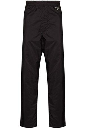 Prada Herre Joggebukser - Re-Nylon straight-leg track pants