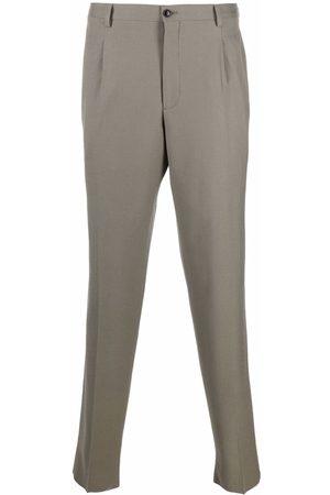 Giorgio Armani Slim-fit tailored trousers