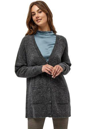 Minus Rosia long knit cardigan