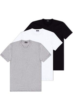 Dsquared2 T-shirt three-pack