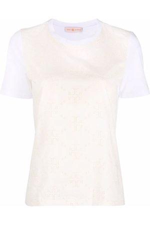 TORY BURCH Dame Kortermede - T-shirt