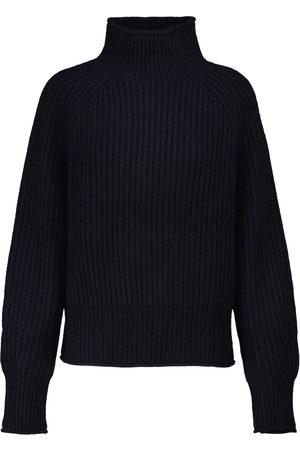 Jardin des Orangers Ribbed-knit cashmere turtleneck sweater