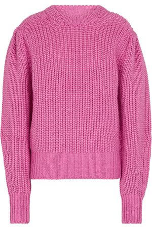 Isabel Marant Pleane wool-blend knit sweater