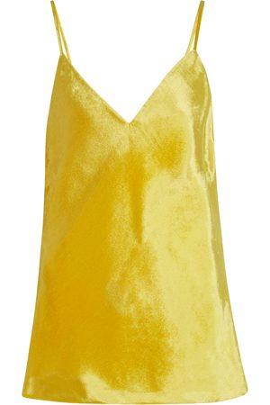Jil Sander Velvet camisole