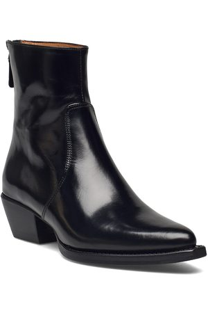 Billi Bi Booties Shoes Boots Ankle Boots Ankle Boot - Flat