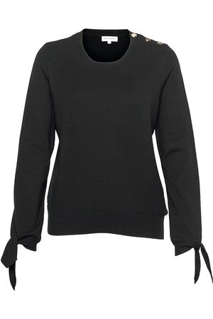 Fabienne Chapot Molly Bow Pullover T-shirts & Tops Long-sleeved