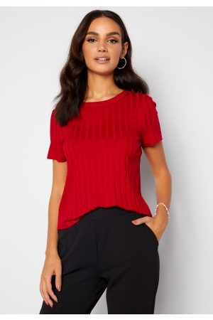 Happy Holly Mila cropped top Red 32/34