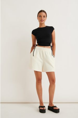 NA-KD Dame Shorts - Økologisk Jerseyshorts
