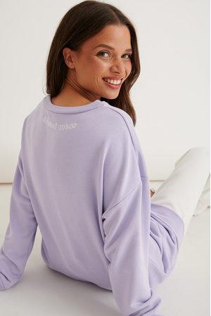 NA-KD Dame Hettegensere - V-neck Sweater