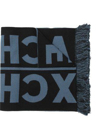 Armani Logo-print scarf