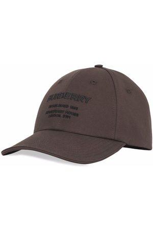 Burberry Horseferry motif baseball cap