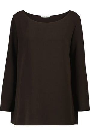 The Row Penny boatneck top