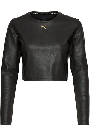 PUMA Moto Fitted Long Sleeve T-shirts & Tops Long-sleeved