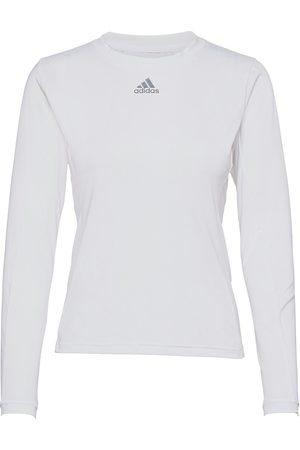 adidas Dame Langermede - Freelift Longsleeve Heat.Rdy T-shirts & Tops Long-sleeved
