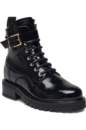 Novita Dame Skoletter - Pavia Shoes Boots Ankle Boots Ankle Boot - Flat