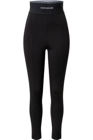 Calvin Klein Dame Leggings - Leggings