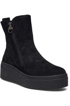 Dasia Skylily Warm Shoes Boots Ankle Boots Ankle Boot - Flat