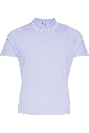 adidas H.Rdy Ss P T-shirts & Tops Polos Blå