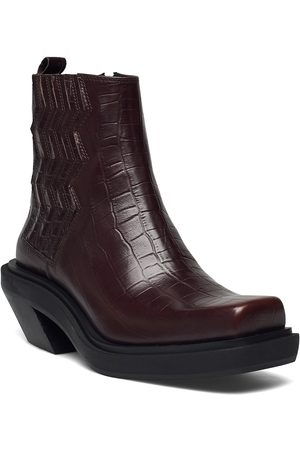 Gestuz Camillegz Boots Shoes Boots Ankle Boots Ankle Boot - Flat