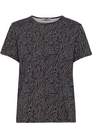 Soft Rebels Srevelyn T-Shirt T-shirts & Tops Short-sleeved Grå