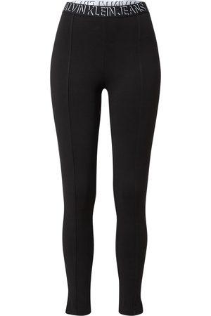 Calvin Klein Jeans Dame Leggings - Leggings