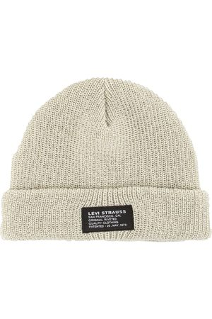 LEVI'S Lue 'CROPPED BEANIE - NO HORSE PULL PATCH