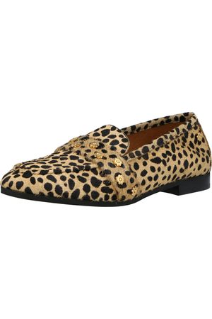 Fabienne Chapot Slippers 'Lover Loafer studs