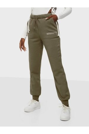 Only Dame Joggebukser - Onlcooper Life Pant Swt Walnut