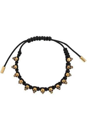 alexander mcqueen Skull Friendship Bracelet