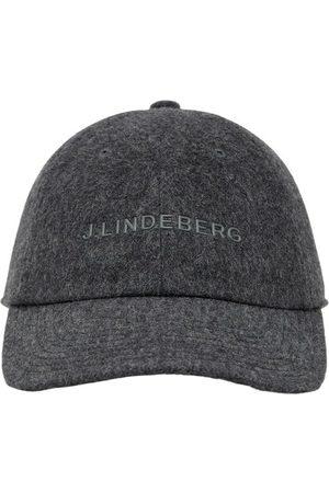 J Lindeberg Elijah Flat Wool Cap