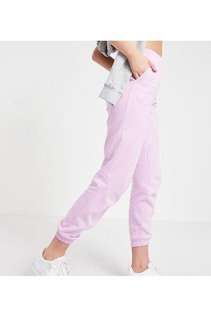 New Look Tall Cuffed jogger in lilac-Purple