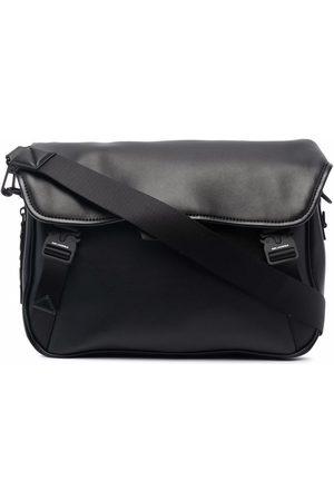 Karl Lagerfeld Herre Skuldervesker - K/Karl leather messenger bag