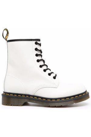 Dr. Martens Dame Skoletter - 1460 leather ankle boots