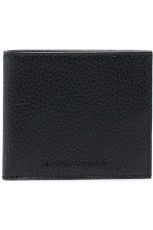Emporio Armani Herre Lommebøker - Bi-fold leather wallet